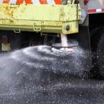 Brezplačna sol za posip v Mariboru