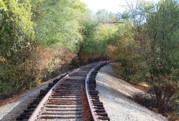 Želežniška povezava med obema Radgonama