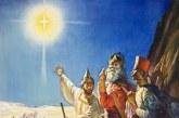 V sredo praznik Svetih treh kraljev