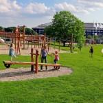 Nove pridobitve v športnem parku v Jurovskem dolu