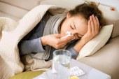 Virusne in bakterijske okužbe so stalnica v teh dneh