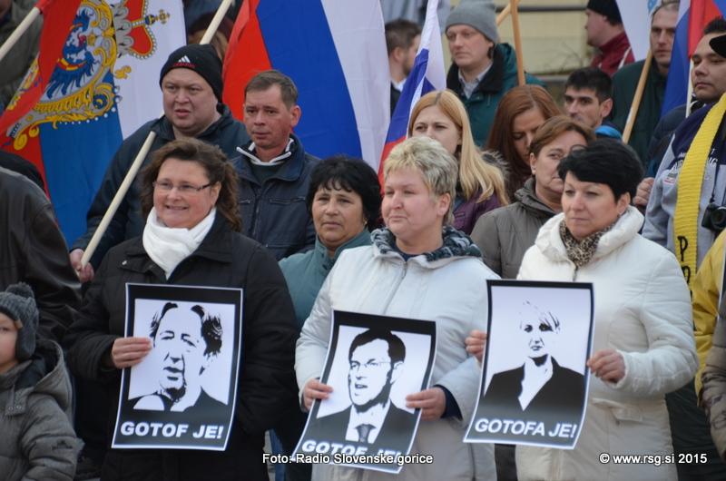 V Mariboru v soboto shod proti islamizaciji Slovenije in proti vladi