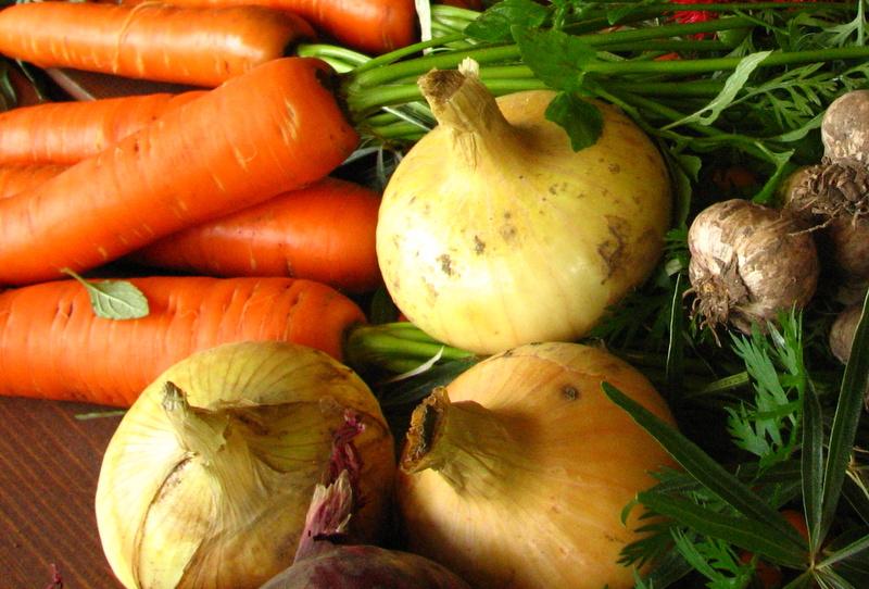 Vzpostavljena baza trenutne ponudbe s hrano na kmetijah v osrednjih Slovenskih goricah