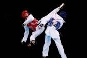 V Mariboru taekwondojska smetana