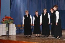 17. revija pevskih zborov upokojencev Slovenskih goric