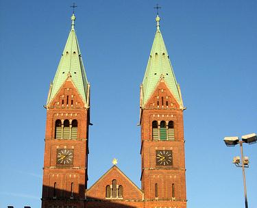 Nova podoba Frančiškanske cerkve v Mariboru