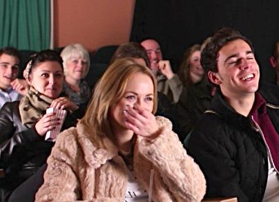 V Malečniku Prvo druženje s komedijo