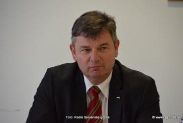 FOTO: Gašperšič – razen odseka avtoceste Draženci – Gruškovje večjih infrastrukturnih investicij v Podravju ne bo