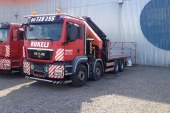 V Mariboru ukradli dva tovornjaka
