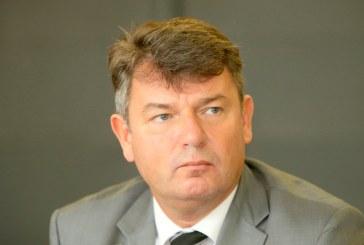 V petek na otvoritvi ceste v Sp. Dupleku minister Peter Gašperšič
