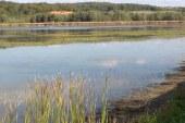 Terenske vaje in strokovni ogled jezera Komarnik pri Lenartu