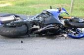 Pesnica – Na kraju nesreče umrl 41-letni motorist