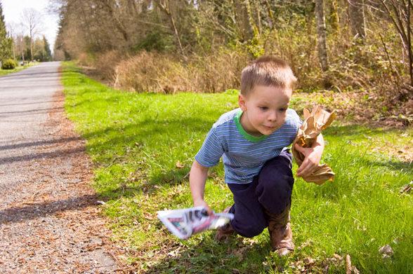 V Sveti Trojici pomladanska akcija vzdrževanja občinskih cest in urejanja okolja