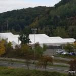 V nastanitvenem centru Šentilj prostora še za okoli 600 prebežnikov