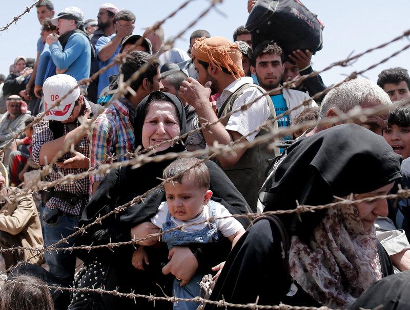 O posledicah migrantske krize razmišljajo tudi Slovenjegoriški študenti