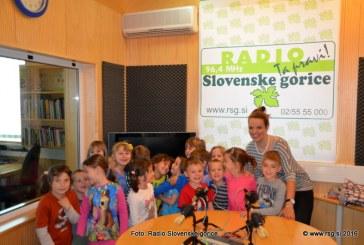 Koncert Otroškega pevskega zbora Kamenčki