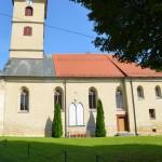 V Benediktu želijo obnoviti še fasado župnijske cerkve