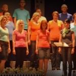 V Lovrencu na Pohorju samostojni koncert mešanega pevskega zbora Rosika