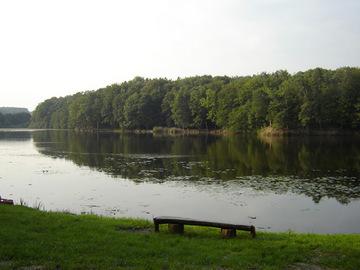 Že malo pozabljeno Negovsko jezero