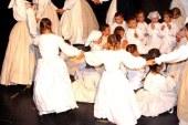 V Selnici ob Dravi srečanje otroških folklornih skupin