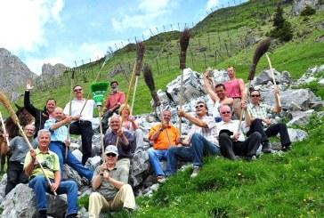 Tudi letos planinska čistilna akcija – Očistimo naše gore