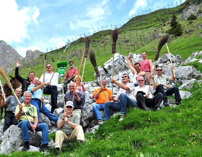 Tudi letos planinska čistilna akcija - Očistimo naše gore
