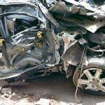 Vikend v znamenju prometnih nesreč