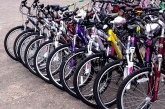 V projektu Varno na kolesu tudi 20 osnovnih šol iz Pomurja in Podravja