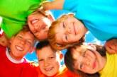 Malčkov šport, telovadba predšolskih otrok, tudi v Rušah