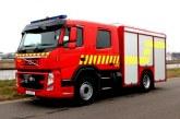 PGD Trniče v občni Starše z novim gasilskim vozilom