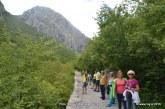 FOTO: Winnetou muzej in izlet v Nacionalni park Paklenica