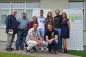 FOTO: Tekmovalci oddaje Bilo je nekoč obiskali Radio Slovenske gorice