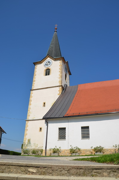 500 Let sedanje podobe župnijske cerkve svetega Antona