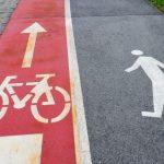 Slavnostni podpis pogodbe o izgradnji kolesarske povezave