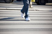 Pešci slabo skrbijo za svojo varnost v cestnem prometu