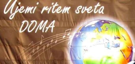 """Na festivalu """"Ujemi ritem sveta doma"""" na Zg. Velki tudi Nuša Derenda in Matjaž Javšnik"""