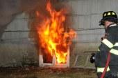 V Lenartu zagorel električni grelnik za vodo