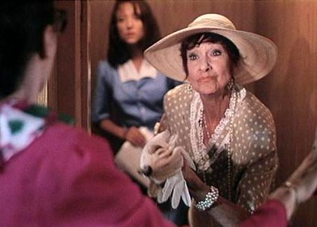 Kino pod zvezami - Babica gre na jug
