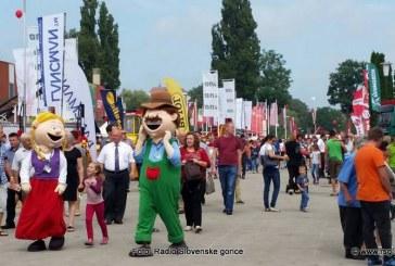Sejem AGRA v Gornji Radgoni se danes zaključuje