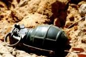 V Mariboru na vrtu našli imitacijo bombe