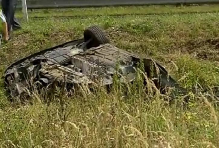 Huda prometna nesreča v Mariboru - umrla dva mlada nogometaša