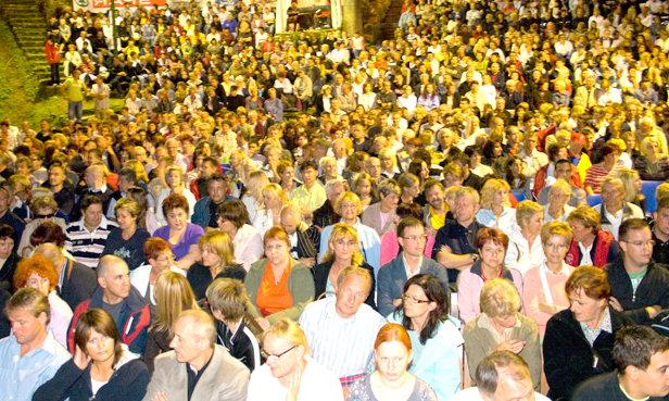 18. Festival Letni oder Ruše