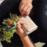 15. avgusta blagoslov zelišč v Voličini