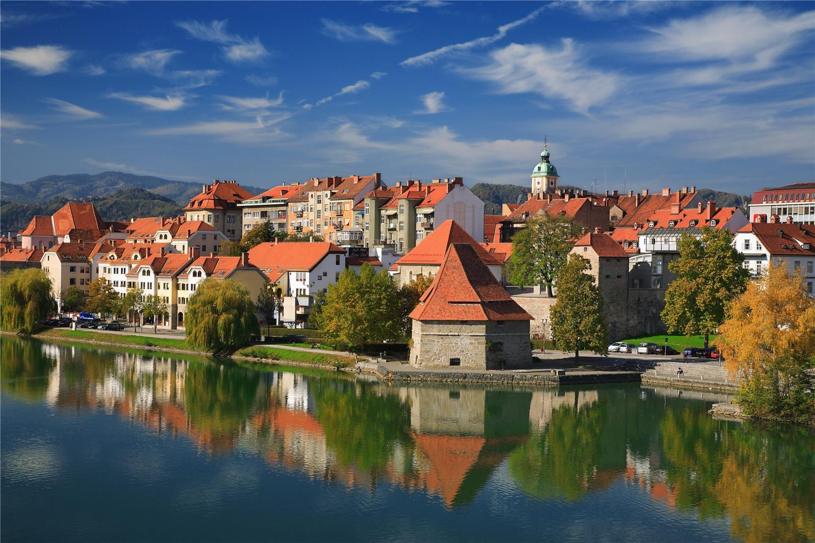 Maribor bo prejemnik naziva Zelena destinacija