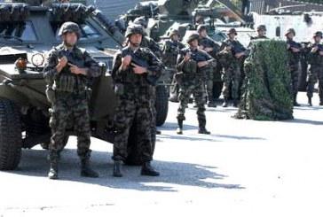 V marcu in aprilu seznanitve vojaških obveznikov z vojaško dolžnostjo