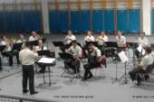 FOTO: Orkester in častna garda Slovenske vojske v Lenartu