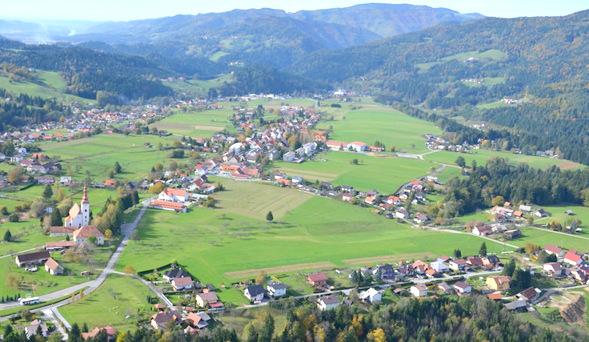 Obnova trškega jedra v Lovrencu na Pohorju predvidoma prihodnje leto