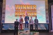 FOTO: Sven Hojs iz Lenarta svetovni prvak v Kickboxu