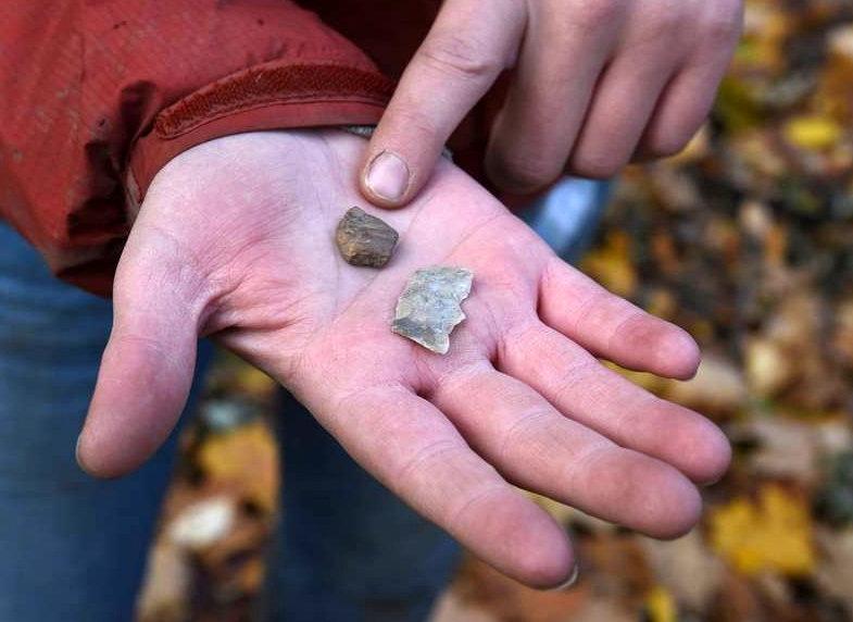 Na Donački gori odkrili prazgodovinsko arheološko najdišče