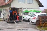FOTO: Poskrbimo za ustrezno zimsko opremo naših vozil